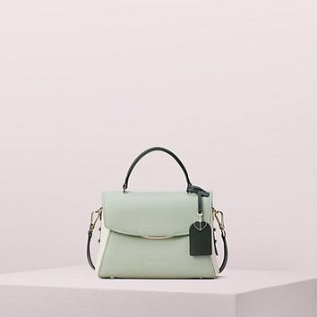 grace small top handle satchel