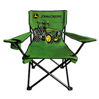 Green Tractor Camp Chair