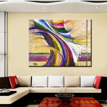 Free Shipping Canvas painting Abstract artworks william grohl harden Wall Pictures Poster pint on canvas Large Canvas Art Cheap