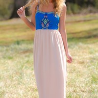 Simply Can't Get Enough Maxi Dress