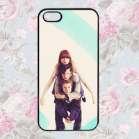 Doctor Who Matt Smith 11th Doctor iPhone 4 4s 5 Case Cute Hipster Dr Who Amy Pond Rory