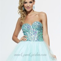 Riva L985 | Prom Dresses | 2014 Prom Dresses | Lime by Riva L985 | Lime by Riva | Homecoming Dresses | Cocktail Dresses | GownGarden.com