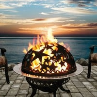 Good Directions 778SC Starry Night Fire Dome, Small (Discontinued by Manufacturer)