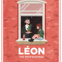 """Léon & Mathilda"" by Maria Suarez-Inclan"