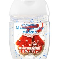 PocketBac Sanitizing Hand Gel Marshmallow Mittens