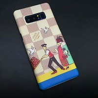 Louis Vuitton LV SAMSUNG Phone Cover Case For Note 8
