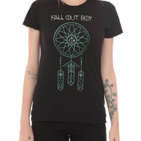 Fall Out Boy Dreamcatcher Girls T-Shirt
