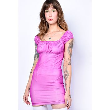 Charlotte Layered Mesh Dress