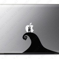 The Nightmare Before Christmas Decal by kellokult on Etsy