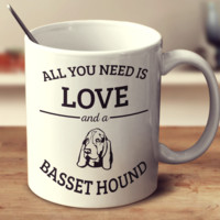 All You Need Is Love And A Basset Hound