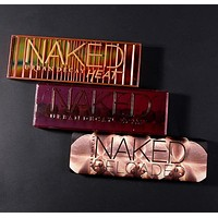 Urban Decay make up Naked 2 Eyeshadow Palette naked heat Eye shadow