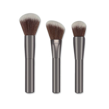 7pcs Professional Brush Sets Make Up Tools Synthetic Hair Metal Handle Makeup Brushes