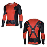 Limited Edition Deadpool Compression Sportswear