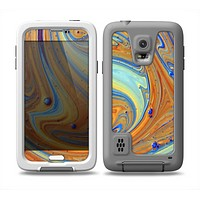 The Colorful Wet Paint Mixture Skin Samsung Galaxy S5 frē LifeProof Case