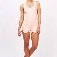 Petal Pusher Romper | Rompers at Pink Ice