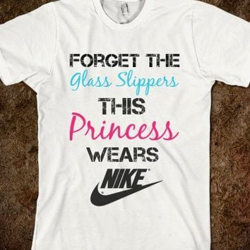 Nike Princess - Like Skreened.com on Facebook and get a 10% off discount!