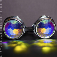 Kaleidoscope Diffraction Goggles