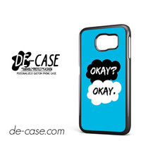 The Fault In Our Stars For Samsung Galaxy S6 Samsung Galaxy S6 Edge Samsung Galaxy S6 Edge Plus Case Phone Case Gift Present YO