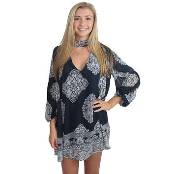 Moroccan Tunic Dress by Ministry of Style