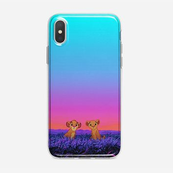 The Lion King Son iPhone XS Max Case