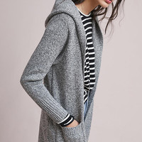 Brittany Hooded Cardigan