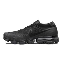 New Arrival Original Authentic Nike Air VaporMax Flyknit Breathable Men's Running Shoes Sports Sneakers
