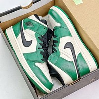 NIKE Air Jordan 1 Casual sports basketball shoes-12