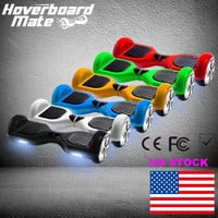 hoverboard  Bluetooth Electric Skateboard Smart 2 wheel self Balance steering-wheel Standing scooter hover board