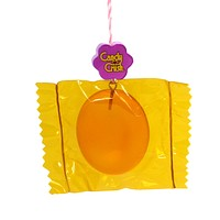 Holiday Ornaments CANDY CRUSH ORANGE WRAPPED Sweet Department 56 4057398