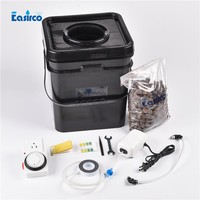 Complete Hydroponics Grow Pot System with Accessories