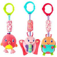 Bright Starts Chime Along Friend - (Colors/Styles Vary)