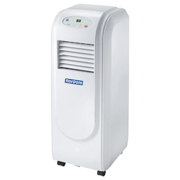 Norpole Portable Air Conditioner 10000 BTU NPPAC10KWGX