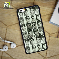 Justin Bieber Face iPhone 6 Case by Avallen