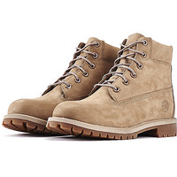Timberland 6 IN Prem Taupe Natural Casual Lace Up Boots | Shiekh Shoes