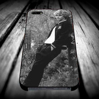 Cool Evan Peters American Horror story for iPhone 4/4s/5/5s/5c/6/6 Plus Case, Samsung Galaxy S3/S4/S5/Note 3/4 Case, iPod 4/5 Case, HtC One M7 M8 and Nexus Case **