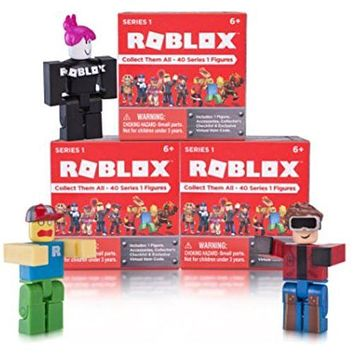 Roblox Action Figure Mystery Box