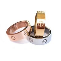 Amour Ring - Stainless Steel