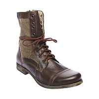 Steve Madden - TRACKKER BROWN LEATHER