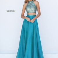 Sherri Hill 50096 Prom Dress