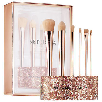 SEPHORA COLLECTION Glitter Happy Brush Set