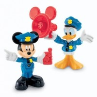Fisher-Price Disney Mickey Mouse Clubhouse Save the Day Mickey & Donald
