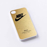 nike gold background iPhone 4/4S, 5/5S, 5C,6,6plus,and Samsung s3,s4,s5,s6
