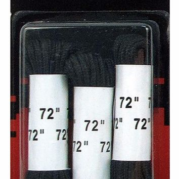"""Rothco 72"""" Boot Laces - 3 Pack"""