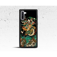 Japanese Dragon Phone Case for Samsung Galaxy S & Note
