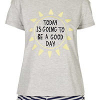 Good Day Pyjama Set - New In This Week - New In