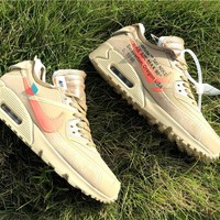 The 10: Off-White x Air Max 90