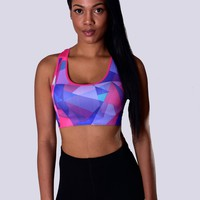 Color Coded Sports Bra