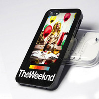 Case iphone 4 and 5 for The Weeknd