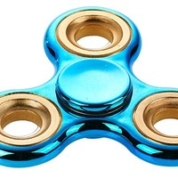 Anti Stress Finger Hand Spinner Bright Colored