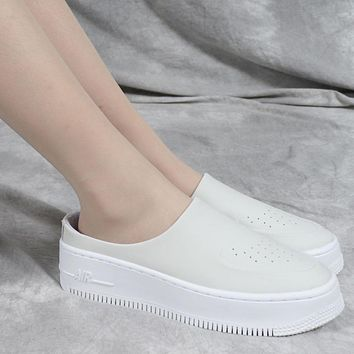 Nike Wmns Air Force 1 Lover Xx The 1 Reimagined Triple White